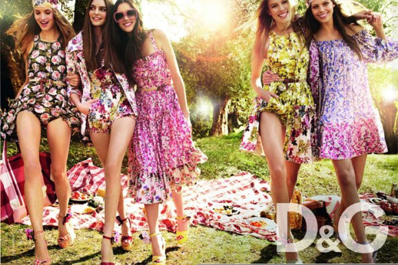 dolce and gabana imc campaign